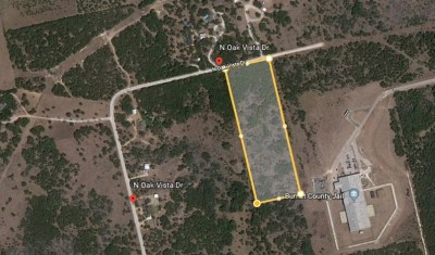 Burnet Residential Lots & Land For Sale: N Oak Vista