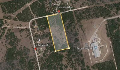 Burnet Farm & Ranch For Sale: N Oak Vista