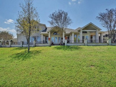 Bell County, Bosque County, Burnet County, Calhoun County, Coryell County, Lampasas County, Limestone County, Llano County, McLennan County, Milam County, Mills County, San Saba County, Williamson County, Brown County, Comanche County, Erath County Single Family Home For Sale: 117 Ironway