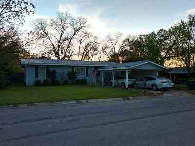 Burnet Single Family Home For Sale: 504 N Wood