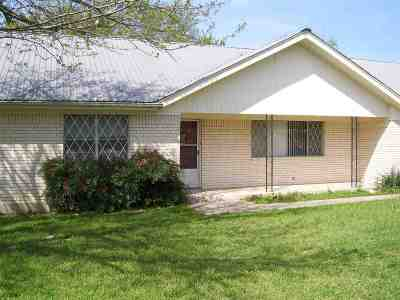 Burnet Single Family Home For Sale: 802 N Hill