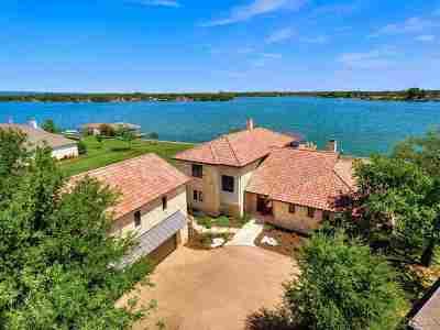 Sunrise Beach Single Family Home For Sale: 536 E Lakeshore