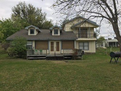 Burnet Single Family Home Pending-Taking Backups: 335 Cr 139a