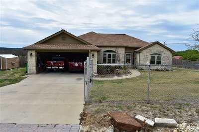 Kempner Single Family Home For Sale: 6280 Cr 3300