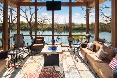 Burnet Single Family Home For Sale: 1200 Long Mountain