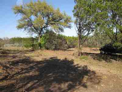 Burnet Residential Lots & Land For Sale: Lot 57 Orbit