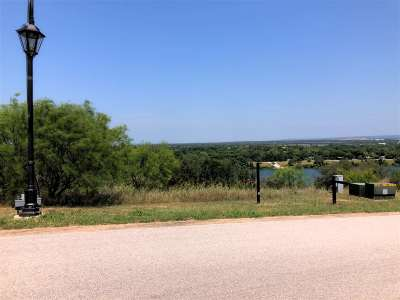 Marble Falls Residential Lots & Land For Sale: Lot 10 Esperanza