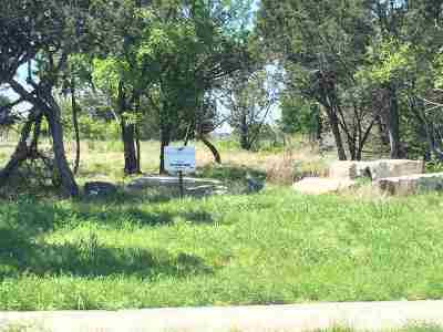 Marble Falls Residential Lots & Land For Sale: Lot 13 Park View