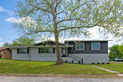 Burnet TX Single Family Home Pending-Taking Backups: $277,500