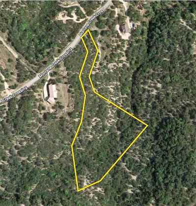 Marble Falls TX Residential Lots & Land For Sale: $80,000