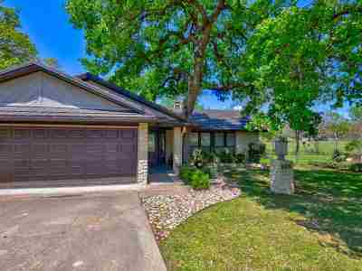 Horseshoe Bay Single Family Home For Sale: 605 Silver Spur