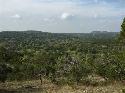 Marble Falls Residential Lots & Land For Sale: 7002 White Hills Lane
