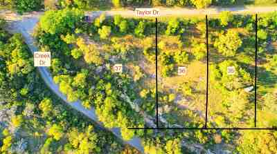 Horseshoe Bay Residential Lots & Land For Sale: Lot 35-37 Taylor Dr