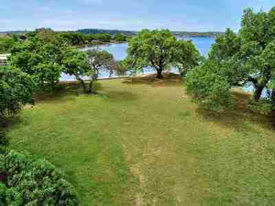 Marble Falls Residential Lots & Land For Sale: Lot 34 Wilderness Cove