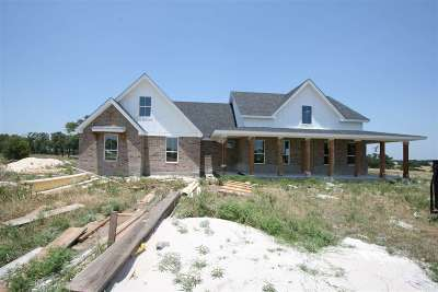 Lampasas Single Family Home For Sale: 640 Blackbuck Ridge Drive