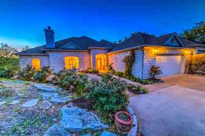 Marble Falls Single Family Home For Sale: 26040 Montana Creek