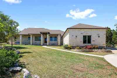 Burnet County Single Family Home For Sale: 330 Juniper