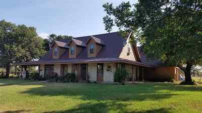 Marble Falls TX Single Family Home Pending-Taking Backups: $355,000
