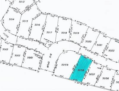 Horseshoe Bay Residential Lots & Land For Sale: 5058 Big Spur