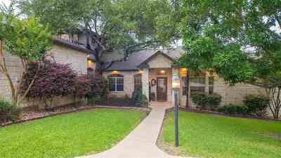 Marble Falls Single Family Home Pending-Taking Backups: 208 Gateway