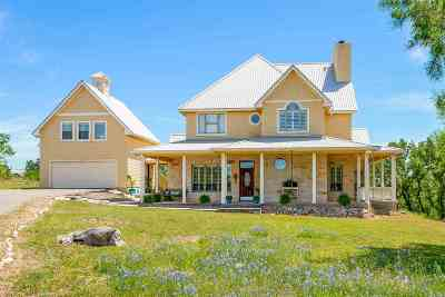 Cottonwood Shores Single Family Home For Sale: 212 Kings Way