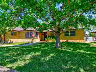 Granite Shoals Single Family Home For Sale: 139 E Cottonwood