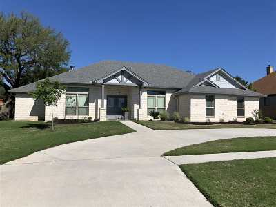 Burnet Single Family Home For Sale: 221 Sunday