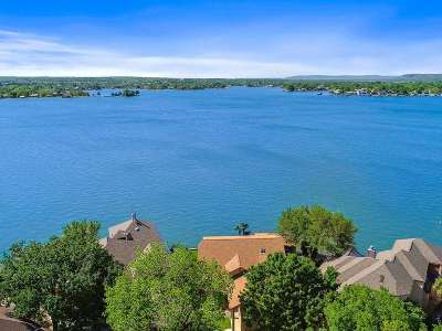Granite Shoals Single Family Home For Sale: 42 Beaver Island