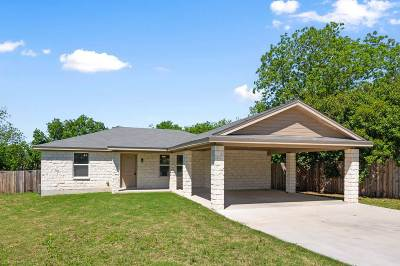 Burnet Single Family Home For Sale: 710 Westfall