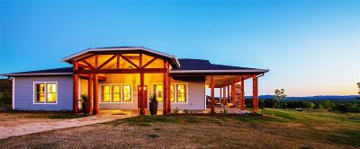 Buchanan Dam Single Family Home For Sale: 333 Lehne