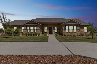 Burnet Single Family Home For Sale: 117 Big Sky
