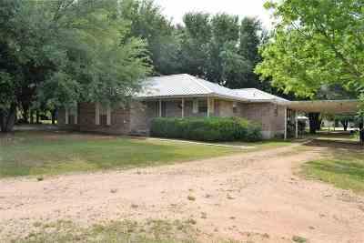 Burnet Single Family Home Pending-Taking Backups: 1211 County Road 135