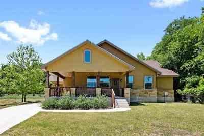 Kingsland Single Family Home Pending-Taking Backups: 3921 Coyote Trail