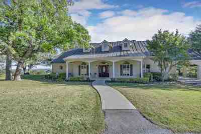 Marble Falls Single Family Home For Sale: 605 County Road 120b