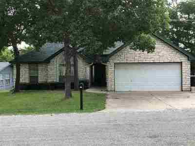 Kingsland Single Family Home For Sale: 2740 Williams Lakeshore