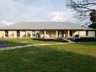 Burnet County, Lampasas County, Bell County, Williamson County, llano, Blanco County, Mills County, Hamilton County, San Saba County, Coryell County Farm & Ranch For Sale: 12588 E Fm 580
