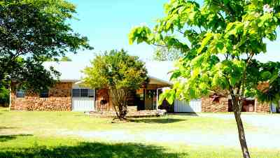 Burnet County Single Family Home For Sale: 3684 Highway 29
