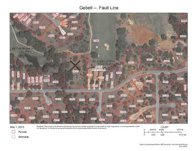 Horseshoe Bay W Residential Lots & Land For Sale: Lot W4067 Faultline