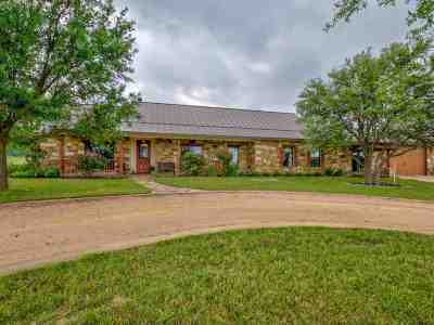 Marble Falls Single Family Home For Sale: 605 Cr 121