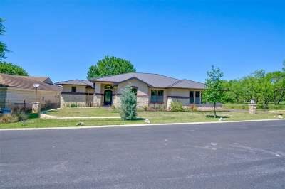 Horseshoe Bay Single Family Home For Sale: 1306 Hi Circle South