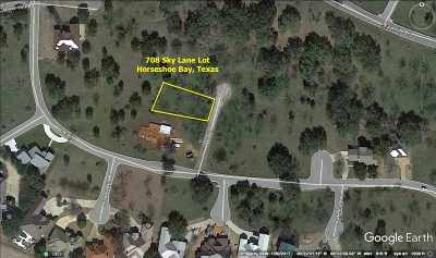 Horseshoe Bay W Residential Lots & Land For Sale: 708 Sky Ln