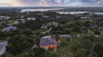 Spicewood Single Family Home For Sale: 1700 Ridge Harbor Dr.
