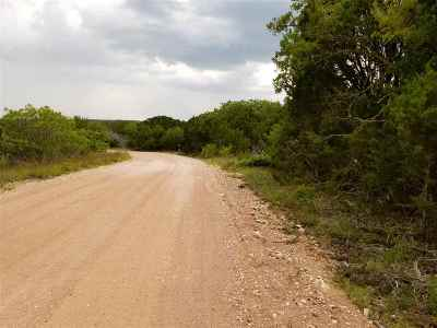 Bell County, Burnet County, Coryell County, Lampasas County, Mills County, Williamson County, San Saba County, Llano County Residential Lots & Land For Sale: Tract 13 367