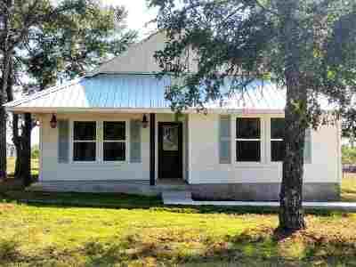 Buchanan Dam Single Family Home For Sale: 165 S Summit