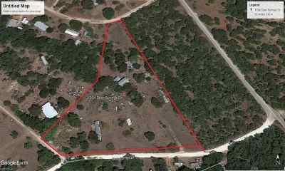 Burnet Manufactured Home For Sale: 1004 Deer Springs