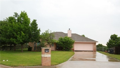 Lampasas County Single Family Home For Sale: 1901 Yellowstone Dr