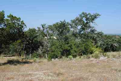 Horseshoe Bay TX Residential Lots & Land For Sale: $99,000