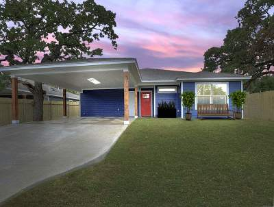 Kingsland Single Family Home For Sale: 1947 McArthur
