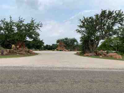 Burnet Residential Lots & Land For Sale: Lot 30 Peninsula Drive