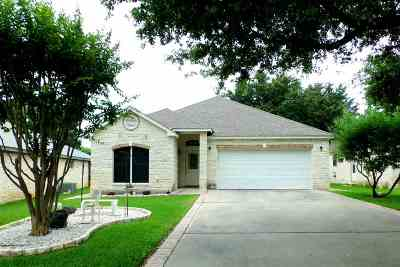 Burnet County Single Family Home For Sale: 121 Firestone Place